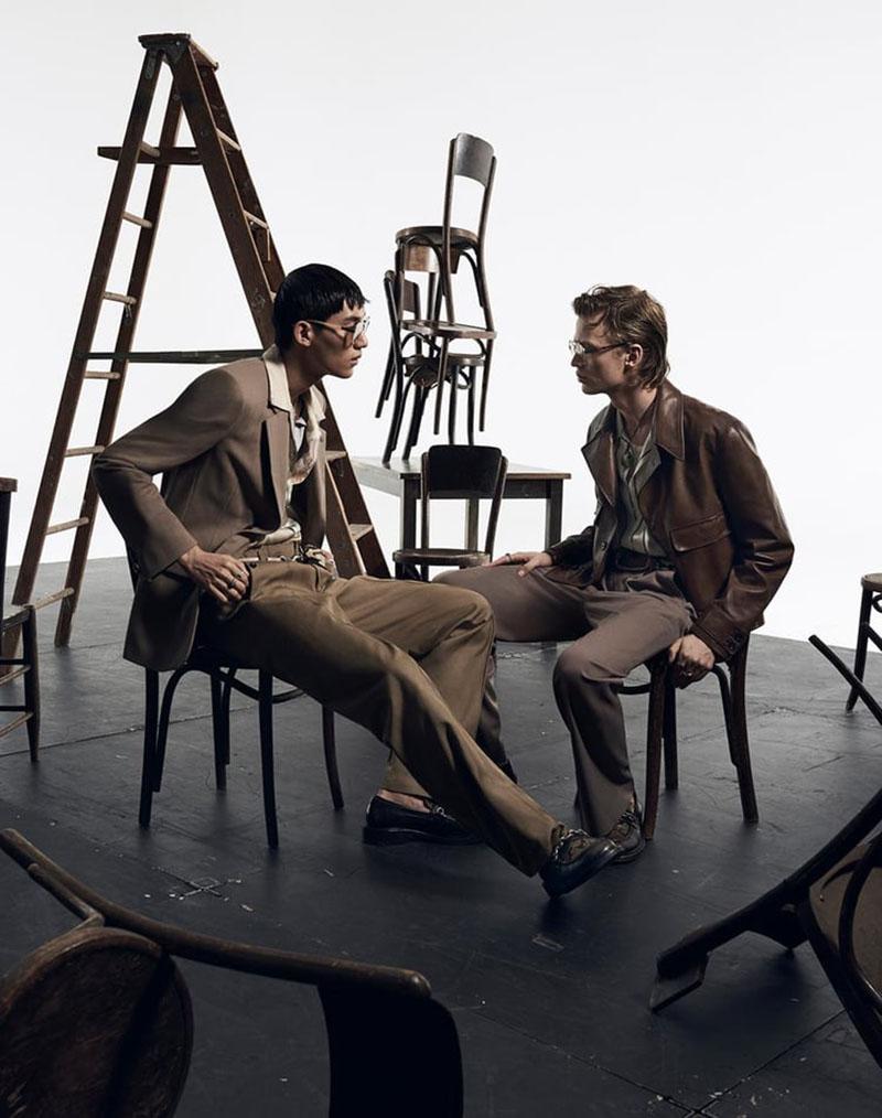 Recomendaciones de Zara para Pablo Iglesias