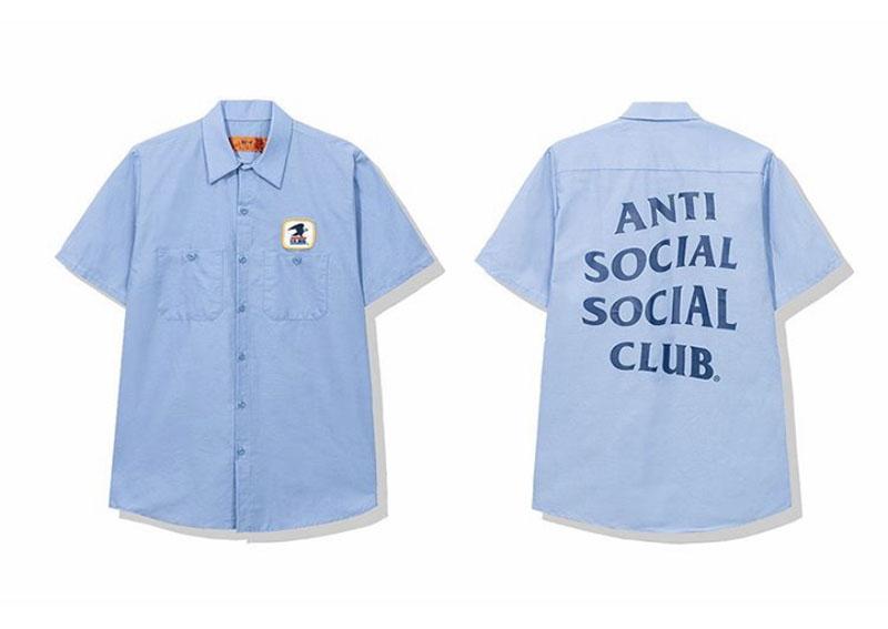 Anti Social Social Club colabora con USPS