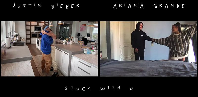 Ariana Grande y Justin Bieber juntos de nuevo