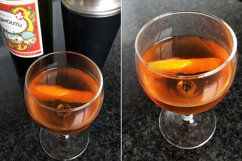 5 cócteles de aperitivo: el vermut en casa