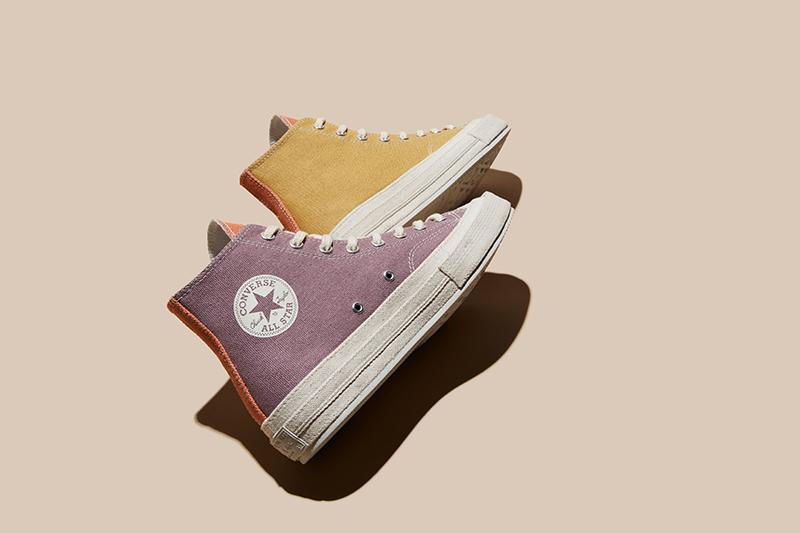 Las zapatillas más sostenibles de Converse