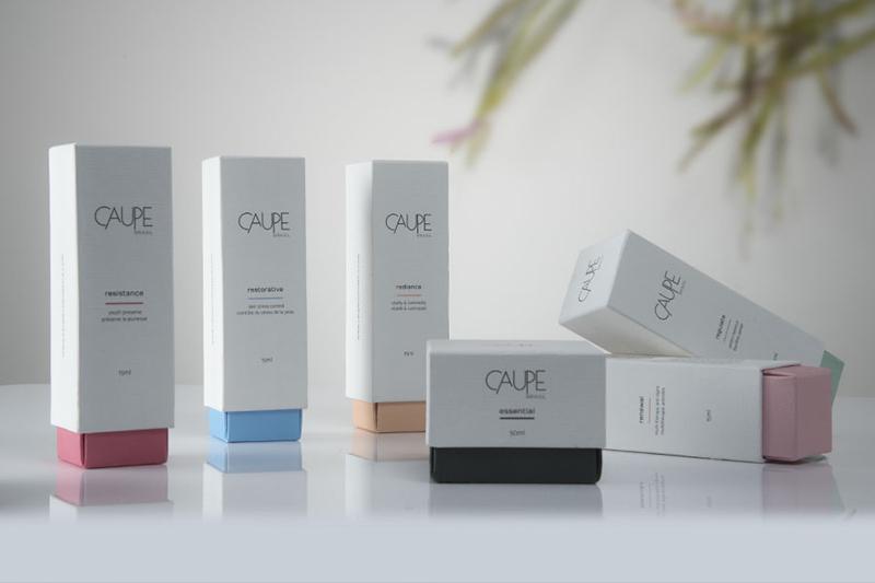 La cosmética personalizable de Caupe Brasil