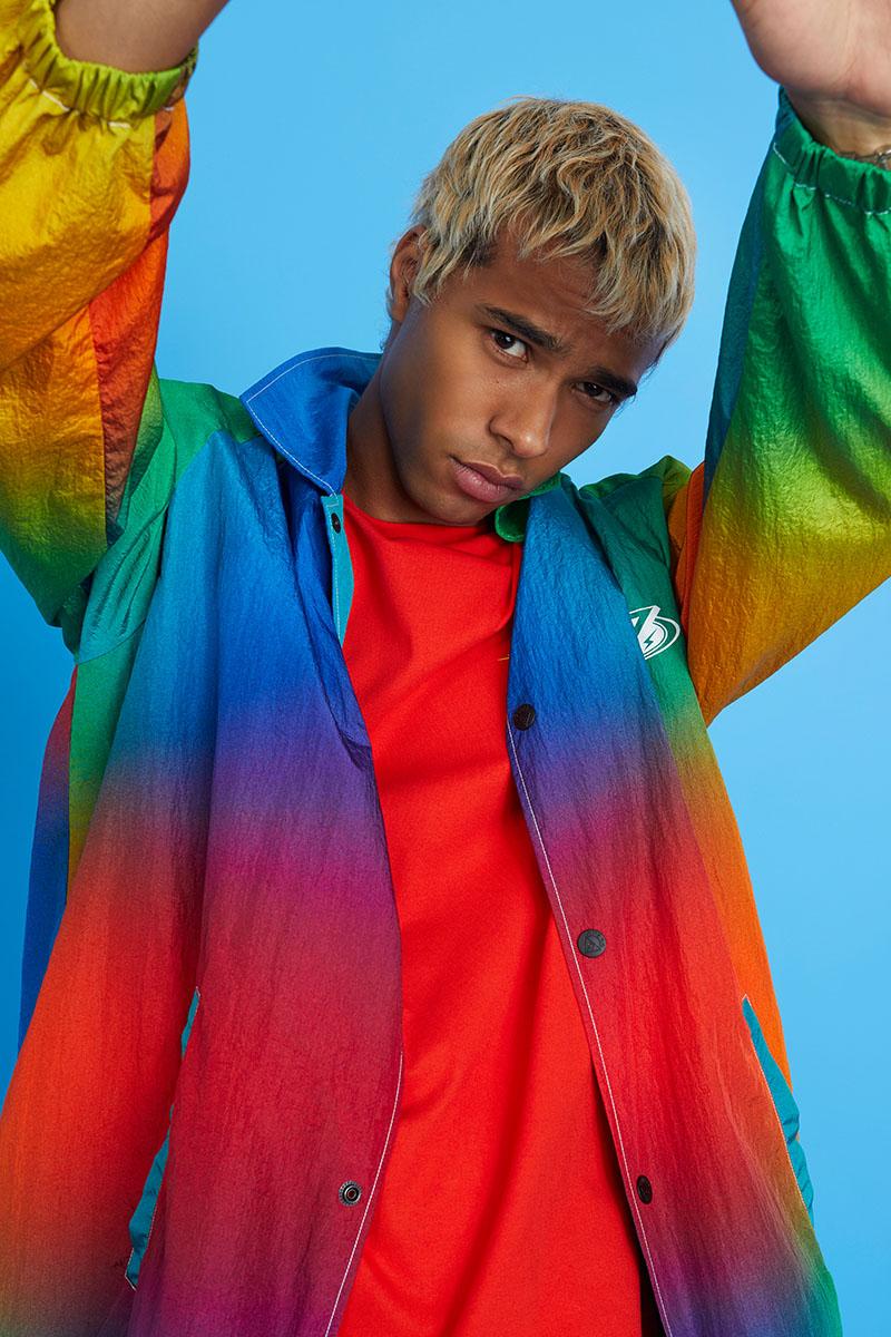 Colores de J Balvin, ahora también en la moda