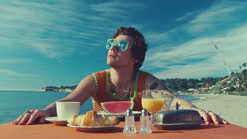 Harry Styles estrena nuevo videoclip