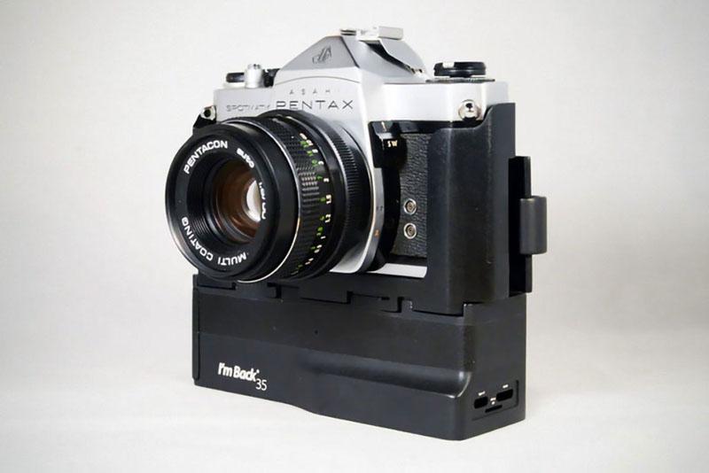 I'm Back 35 o cómo convertir tu cámara analógica en digital