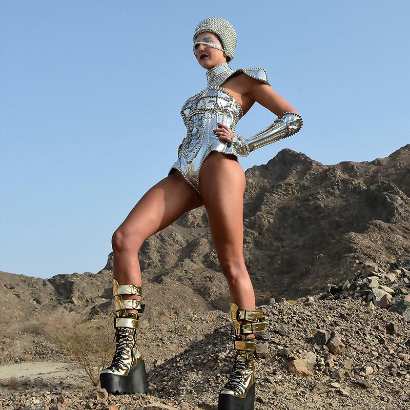 Moda eslovaca con sede en Dubai: IncogniD'or