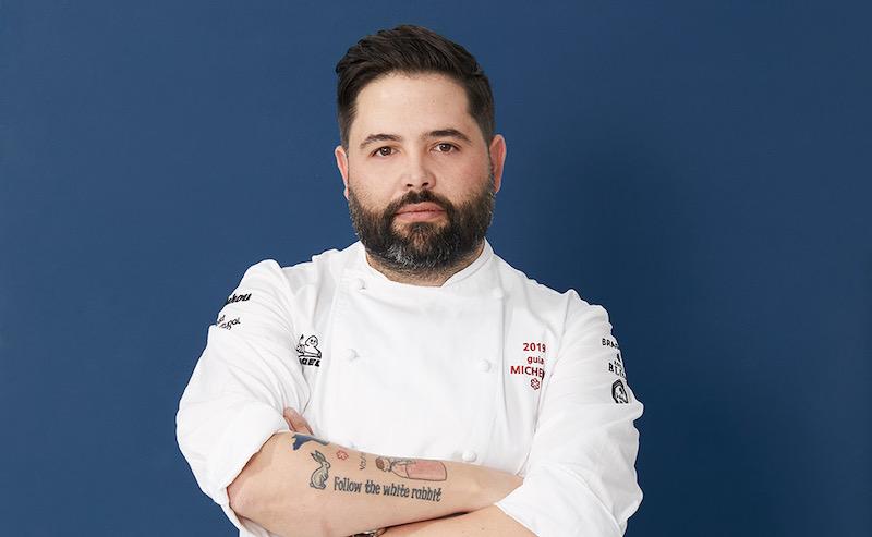 Entrevista al chef Juanlu Fernández de Lú Cocina y Alma