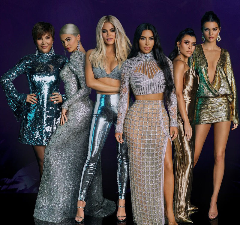 Keeping Up With The Kardashians llega a Netflix