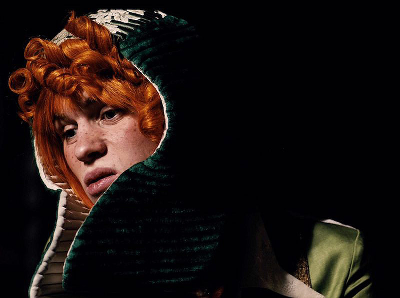 'Crocopazzo!' de Leila Hekmat. Isabella Bortolozzi, Berlín