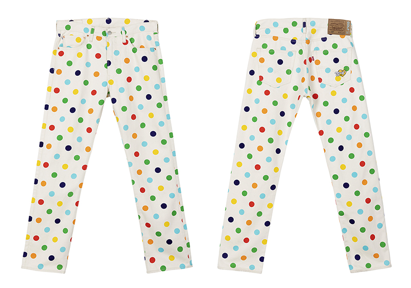 Celebra el 501 Day con Levi's y Golf Wang