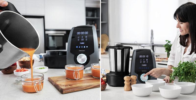 ¿Para que sirve un robot de cocina? Thermomix vs. Mambo