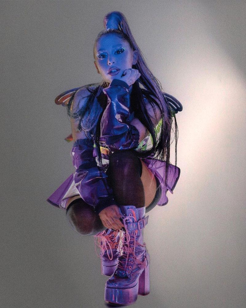 Lady Gaga y Ariana Grande juntas en Rain On Me