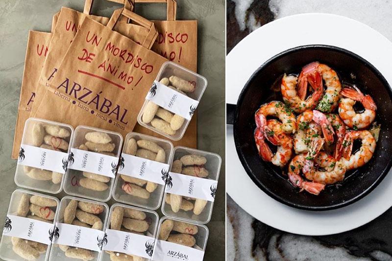 Restaurantes delivery en Madrid: el futuro es ahora