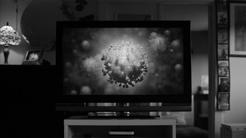 Vacuna, el corto sobre posibles escenarios post pandemia