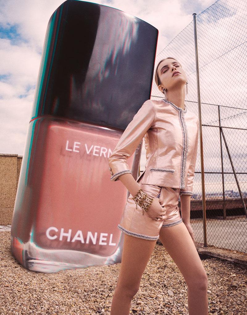 Chanel, la firma que lo ha visto todo