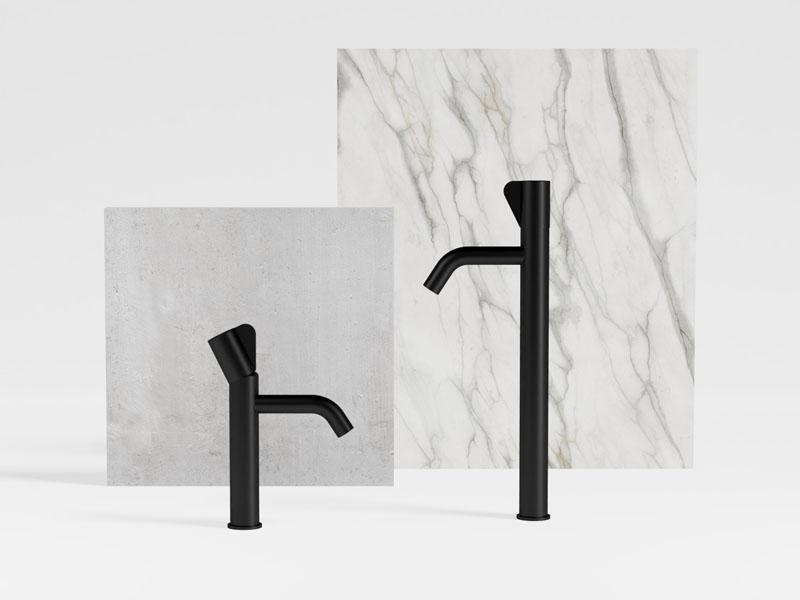 Grifería Noa un diseño de Clausell Studio para Munk