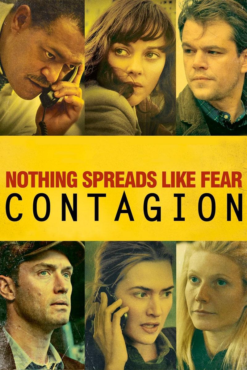 Contagio, la película del coronavirus más vista durante la cuarentena