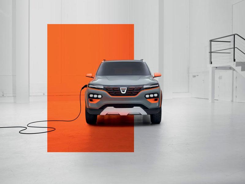 El coche eléctrico más barato en Europa: Dacia Spring