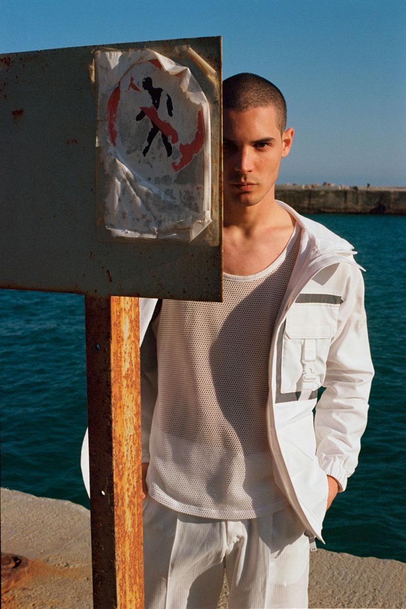 Fotografía analógica de moda por Raúl Hidalgo