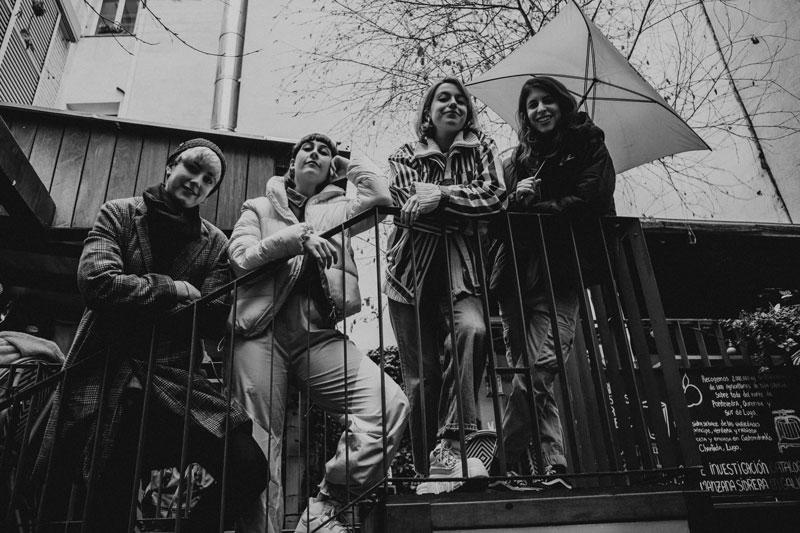 Ginebras, Yung Beef y Carmen Lomana en Vintage