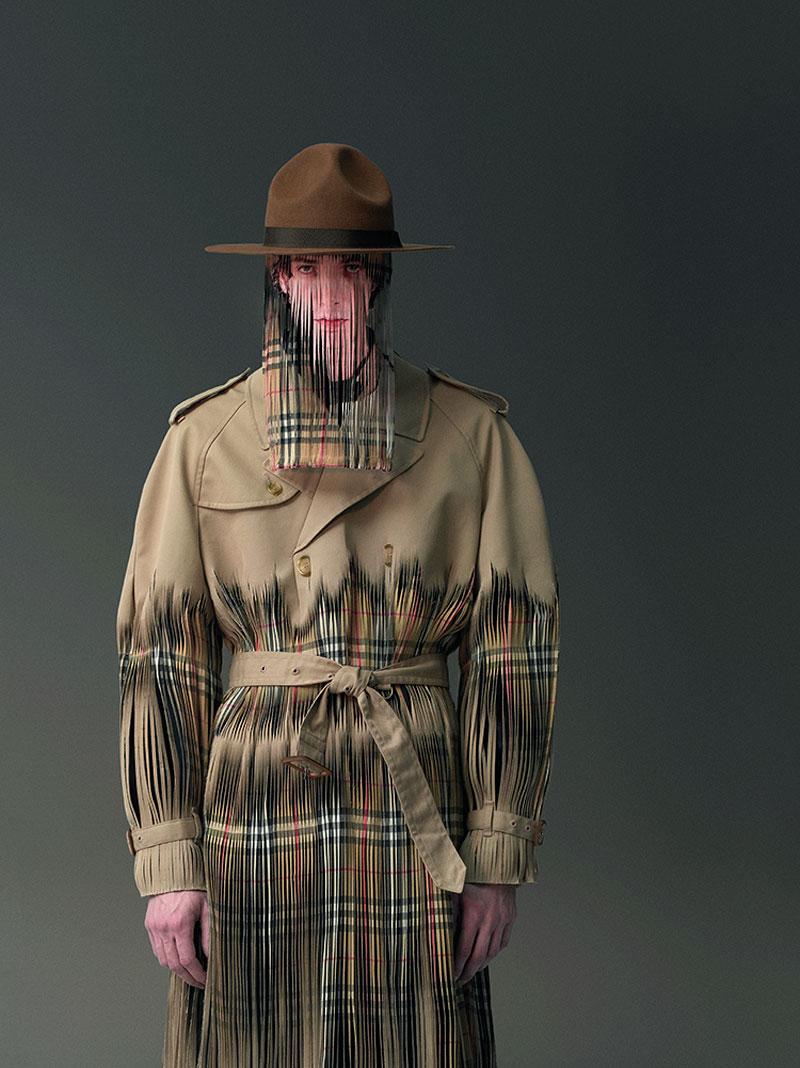 Ichiro Suzuki y su reconstrucción de la moda masculina