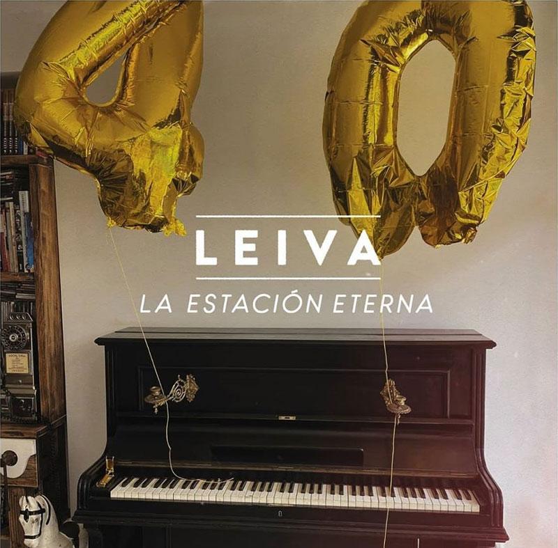 Leiva estrena canción de cumpleaños en la cuarentena