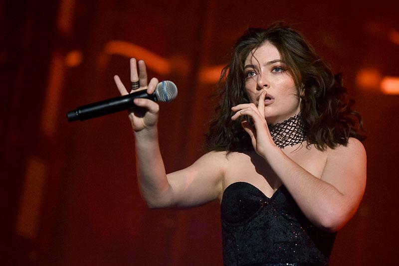 Lorde rompe su silencio y anuncia nuevo álbum