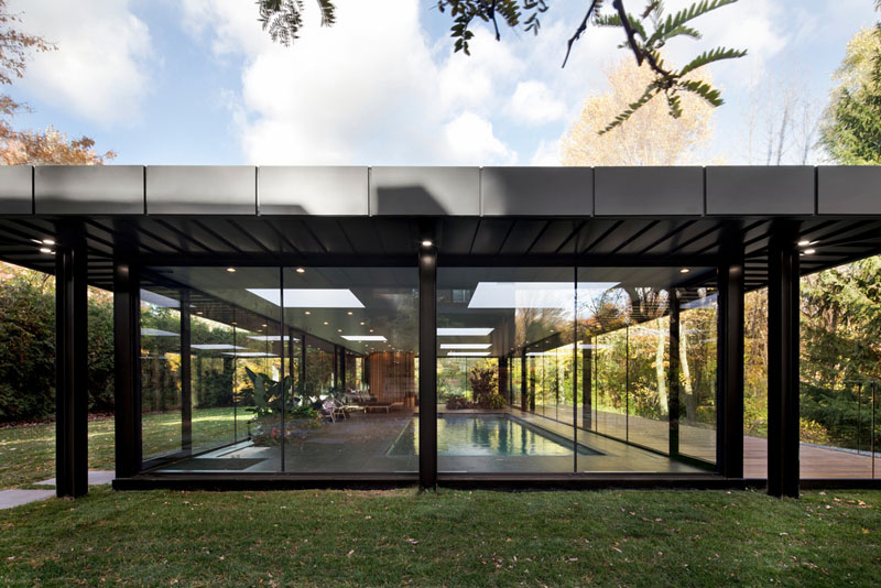 Pabellón A del arquitecto Maurice Martel