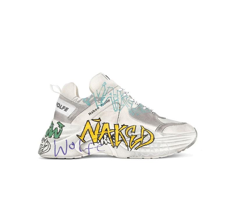 Naked Wolfe, las zapatillas que llegan a pasos agigantados