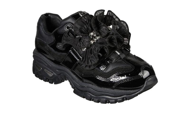 ¿Zapatillas o Joyas? Así son las nuevas Skechers SS20