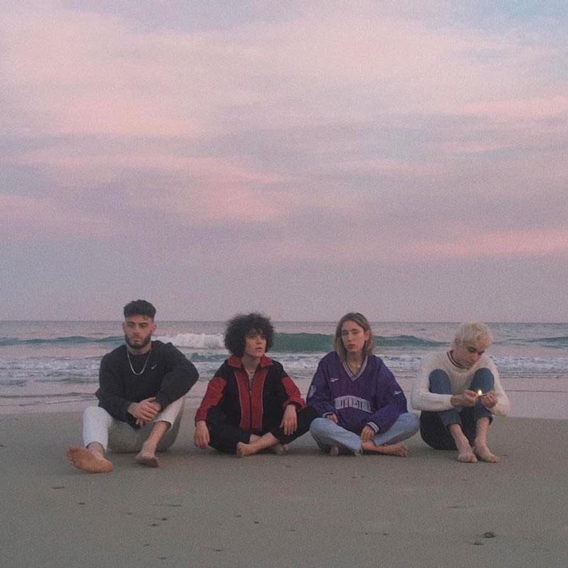 Trashi es el grupo revelación del pop español ahora mismo