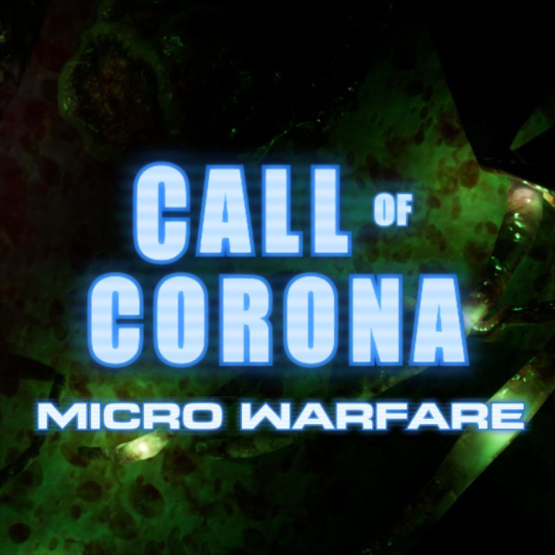 Call of Corona: el videojuego contra el COVID-19