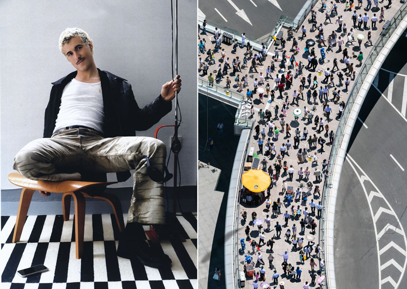 Yosi Negrín, o lo que es ser un arquitecto contemporáneo