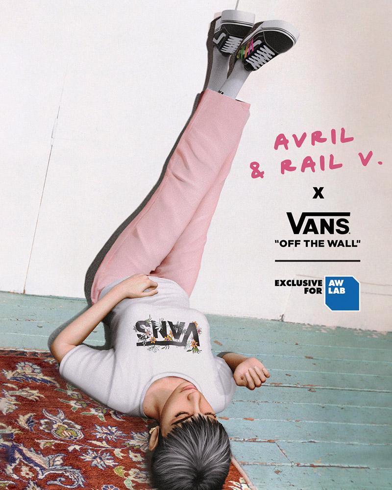 Las nuevas sneakers de AW Lab x Vans