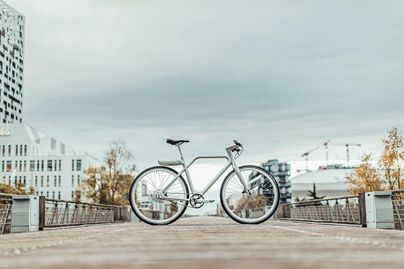 Angell, la bici eléctrica inteligente de Ora-ïto