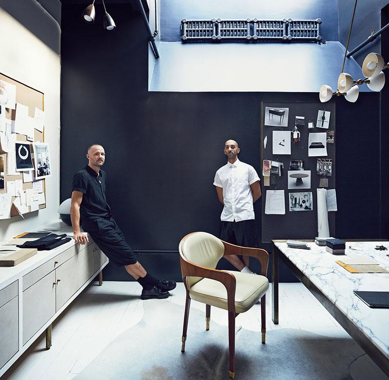 Apparatus Studio, revisitando el neo-futurismo decó