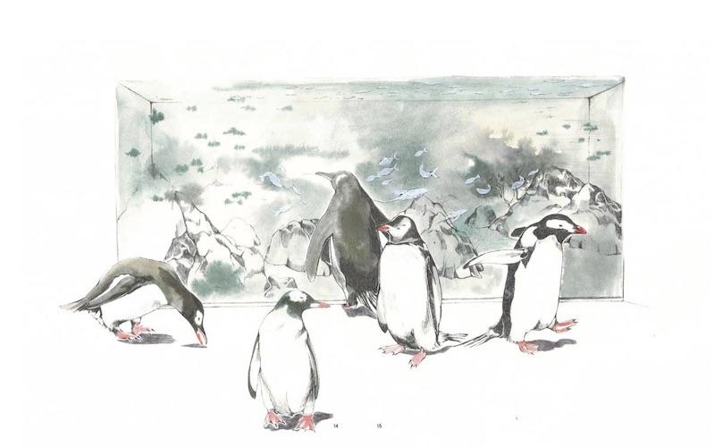 'Bestiary of Corona Animals' de Niekolaas J. Lekkerkerk
