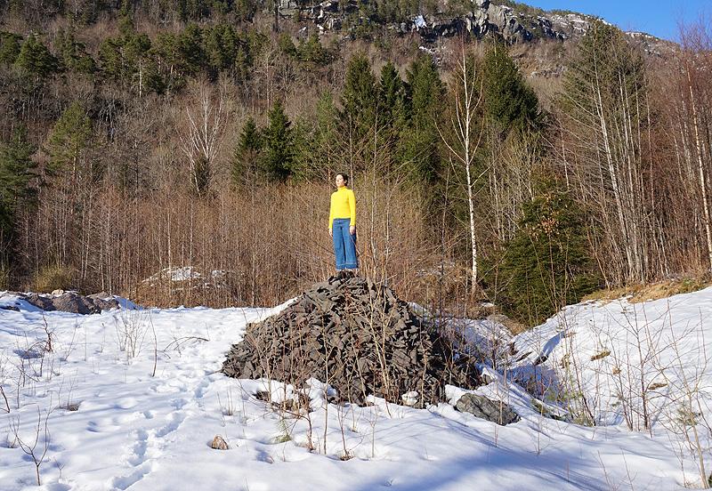 Carla Souto presenta: Dudas y Montañas
