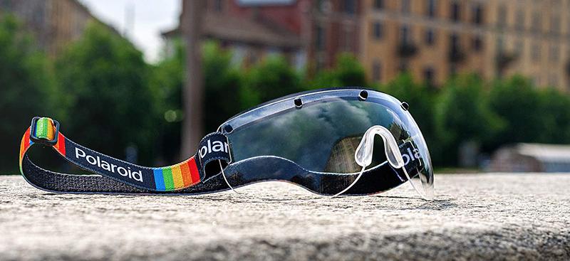 Las gafas protectoras anti Covid-19 de Polariod