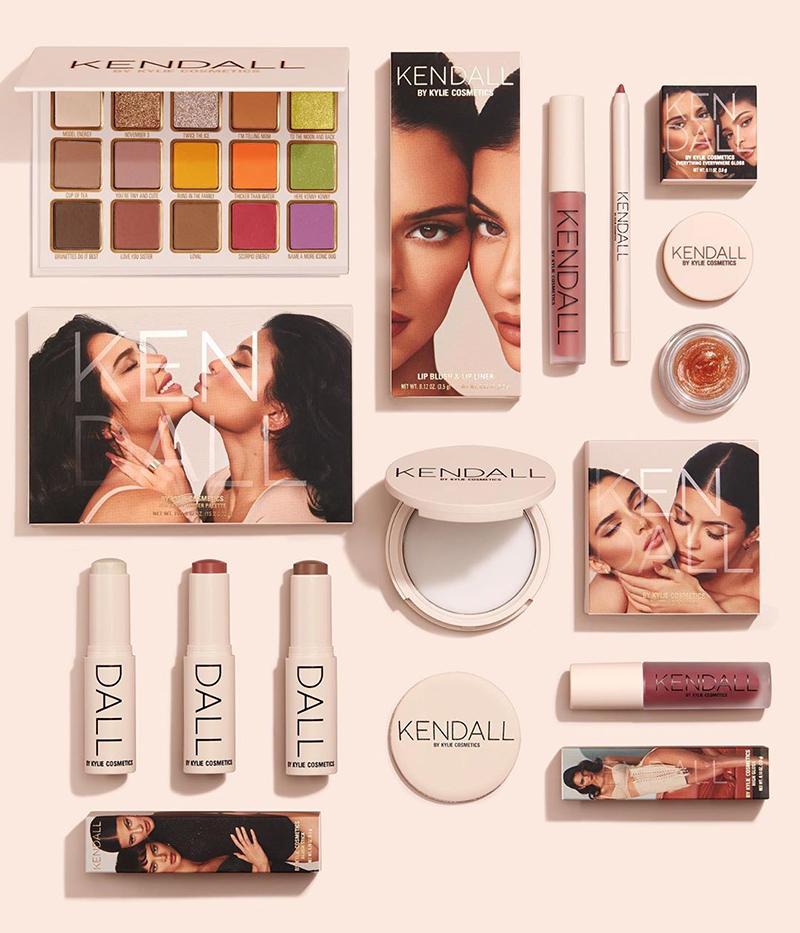 La colaboración más esperada: Kendall x Kylie Cosmetics