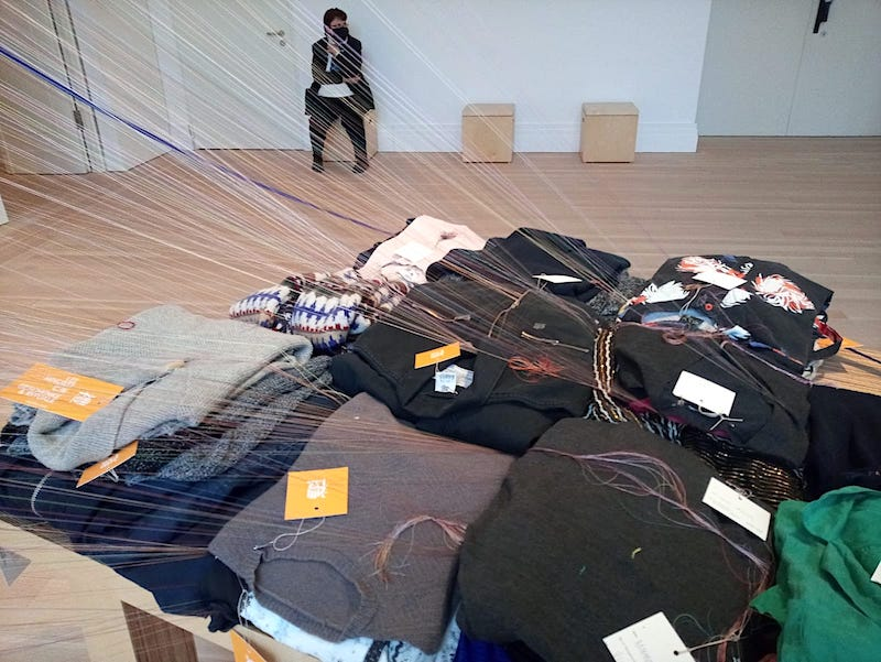 Lee Mingwei: 禮 Li, 'Gifts and Rituals', Martin Gropius Bau