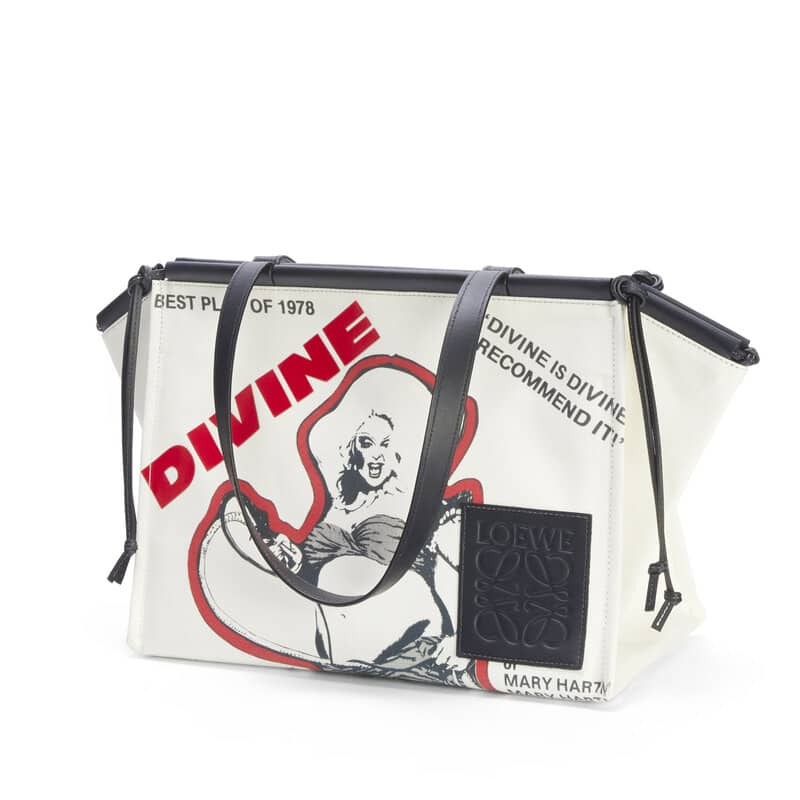 Loewe x Divine, el homenaje de Jonathan Anderson