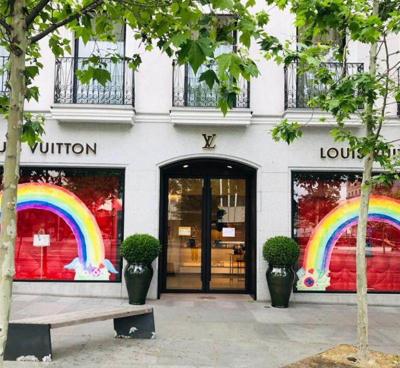 Orgullo y color con The Rainbow Proyect x Louis Vuitton