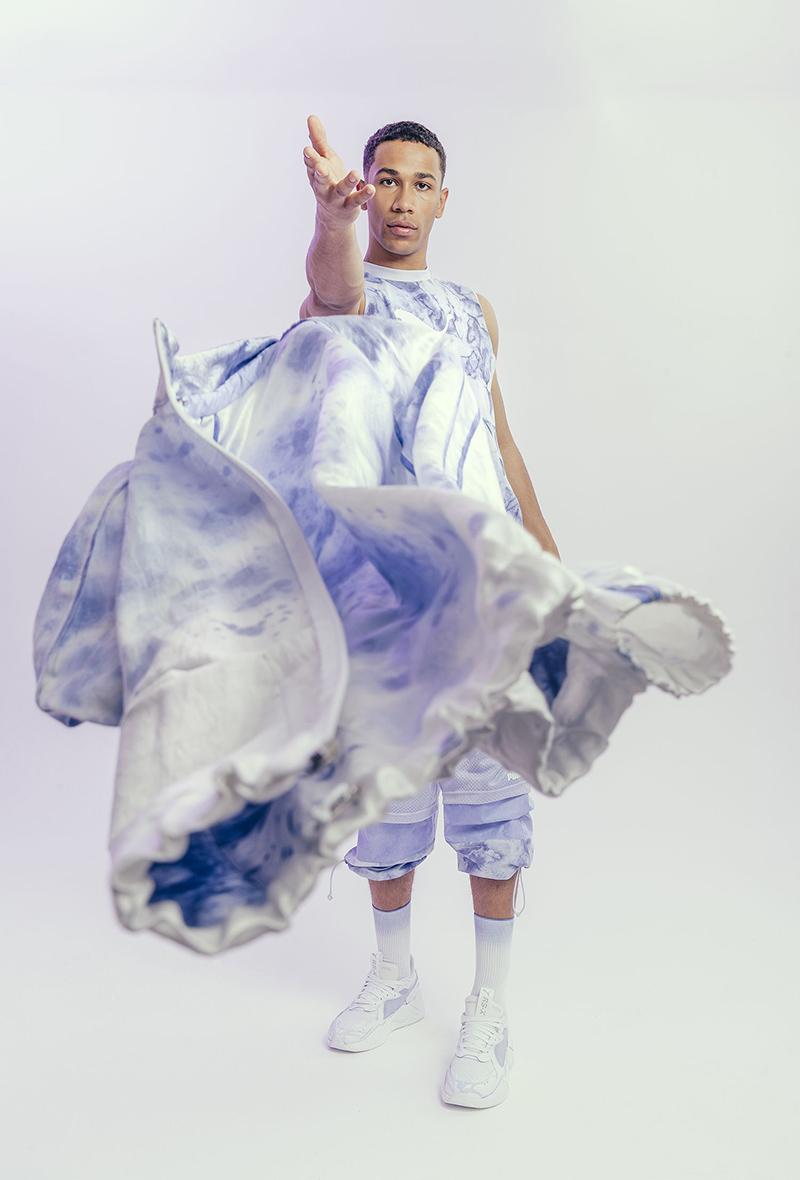 Moda biodegradable: Design To Fade x Puma