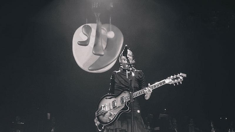 Natalia Lafourcade canta por México