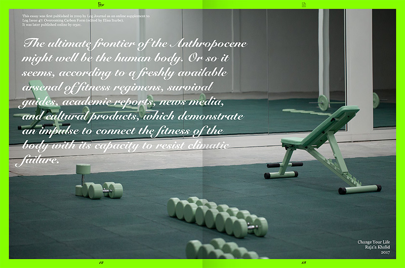 Planet Fitness- fanzine pos Covid
