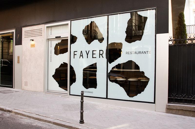 Fayer, el restaurante israelí-argentino por fin en Madrid