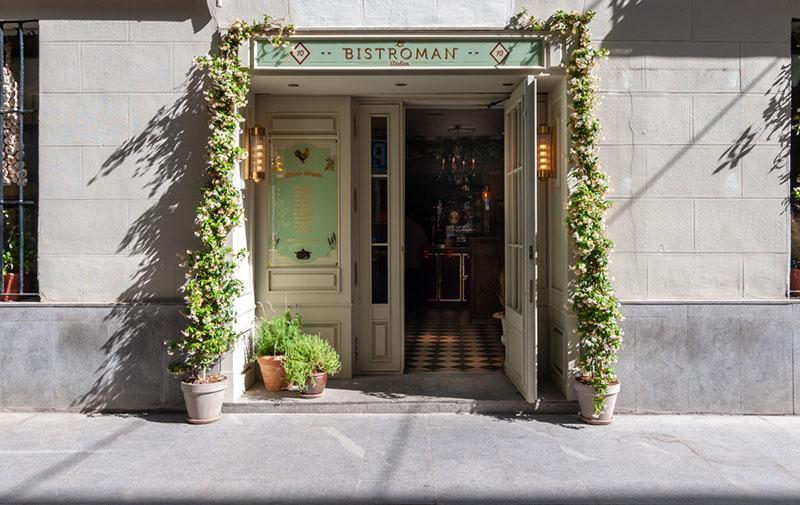 Le Bistroman Atelier, vuelve el francés más romántico