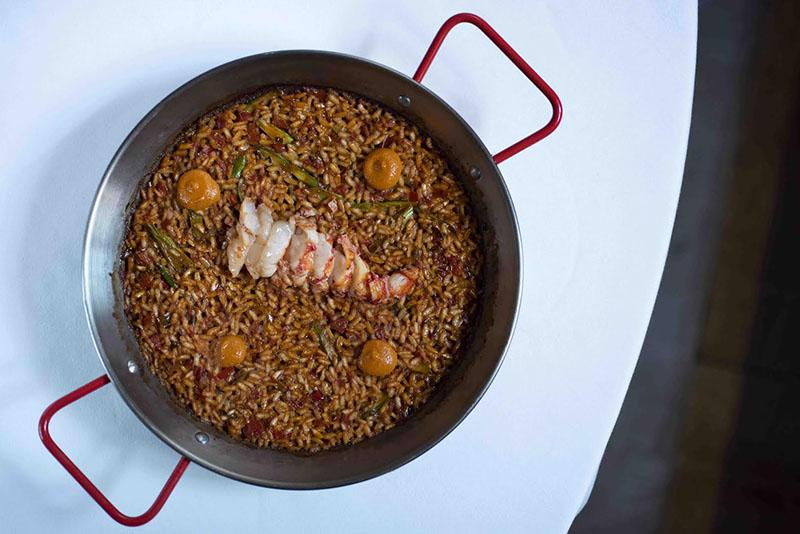 15 Restaurantes abiertos en Madrid en Fase 2
