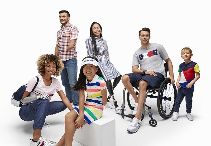 La colección hecha para personas con discapacidad